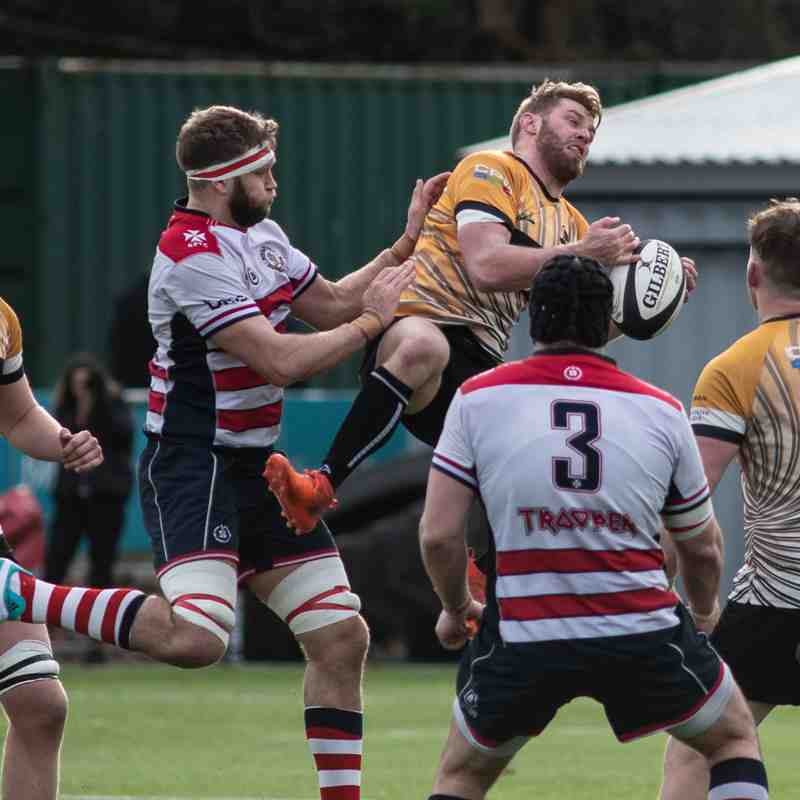 Rosslyn Park V Chinnor - 2nd March 2019