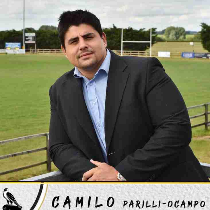 Camilo Parilli-Ocampo Sponsorship Manager