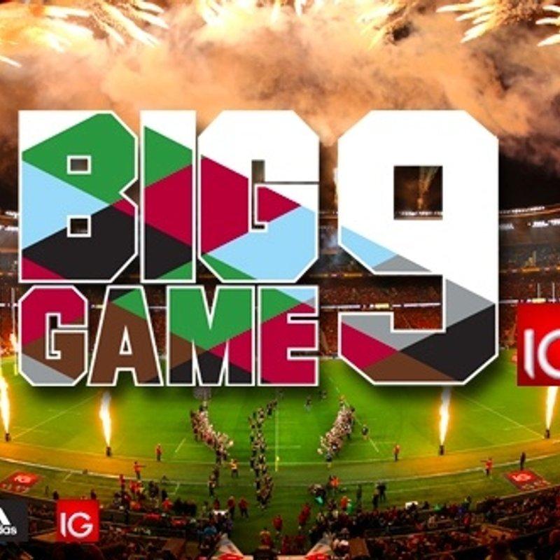 Big Game 9: Harlequins  v. Gloucester, Under 9's Curtain Raiser