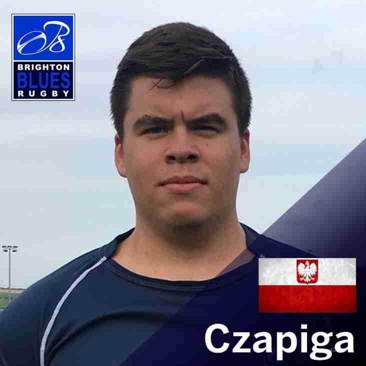 Matti Czapiga Playing for Poland This Saturday