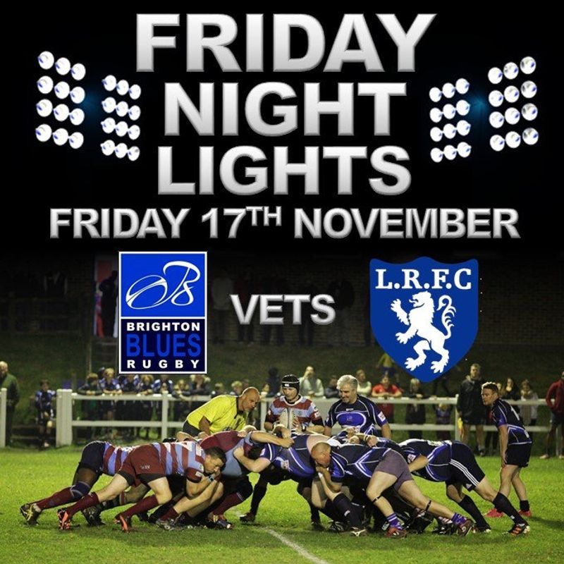 Brighton v Lewes Vets Rugby