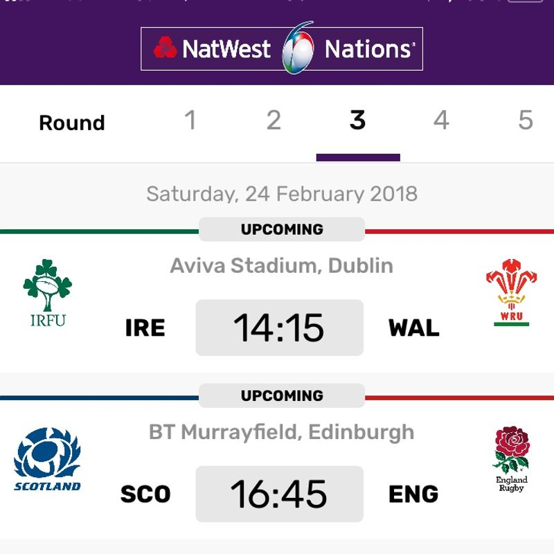 Watch the 6 Nations at Brighton Rugby Club