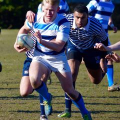 Sussex U20 49-14 Middlesex