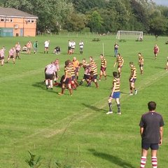Manchester medics 2nd XV vs Aldwinians 21/9/13