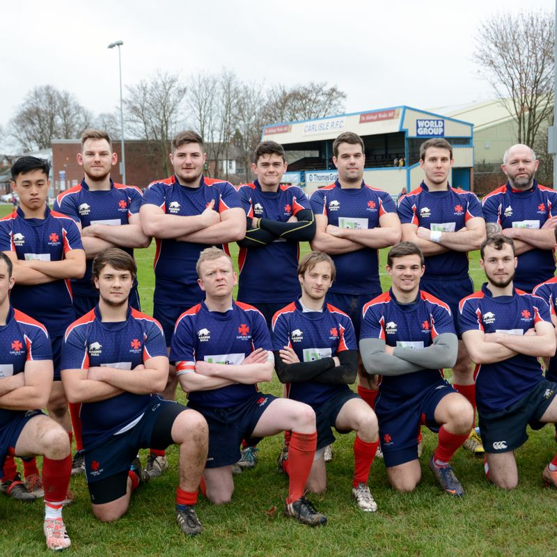 Crusaders 2nd XV lose to Upper Eden 43 - 24
