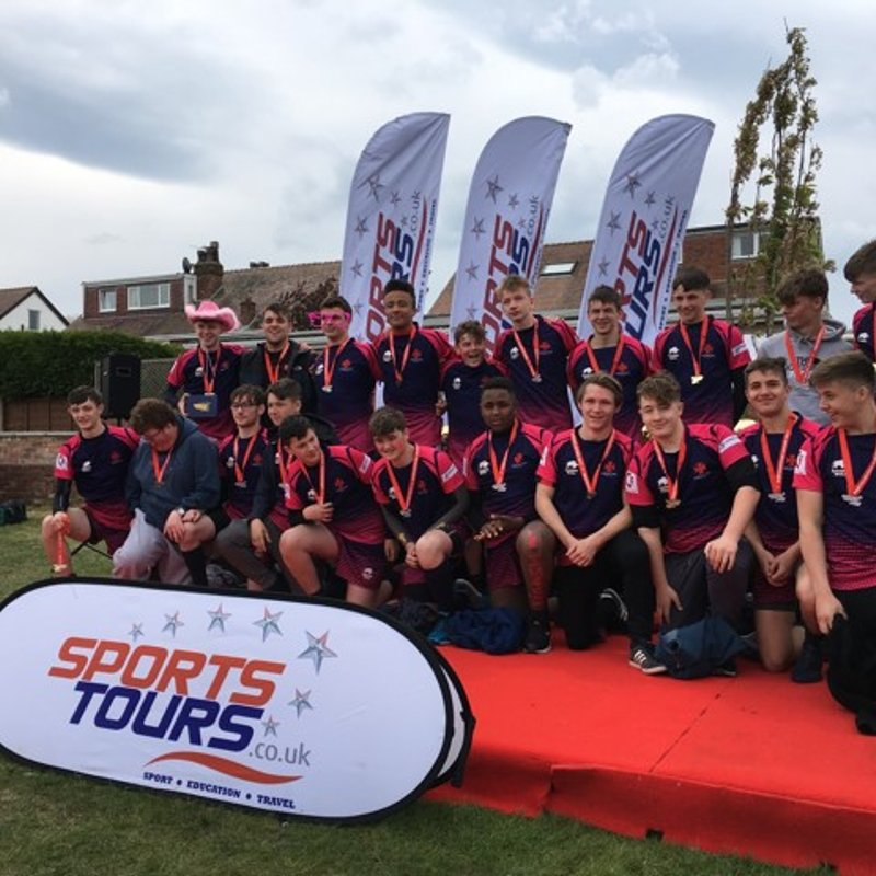 Under 15s Tour to Southport festival