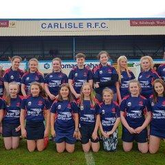 Carlisle Girls u15s v Netherhall 25/4/2018
