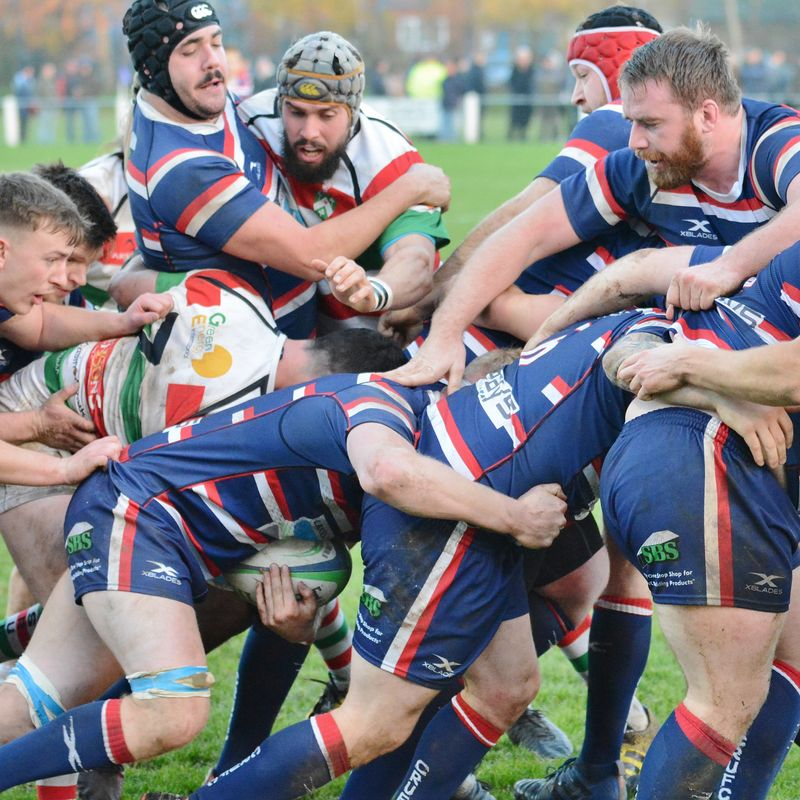 Match report Carlisle v Stockport 17-11-18