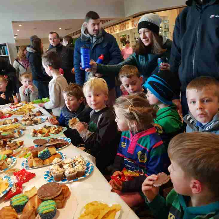 Super 7s annual coffee morning