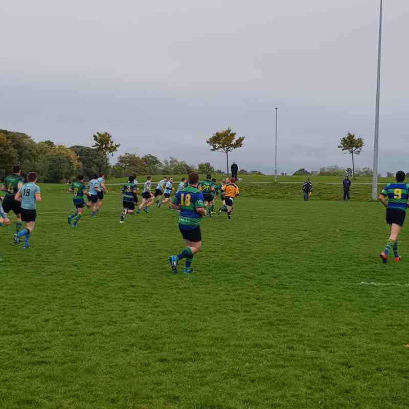 Seapoint 3rd XV vs UCD