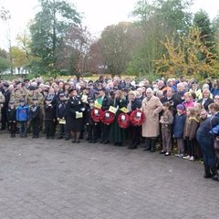 Shepshed Remembrance Day Service 2016