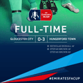 Crusaders march on in the FA Cup