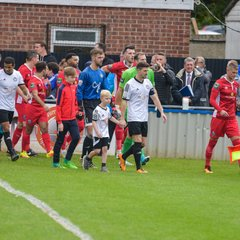 Hungerford Town vs Billericay Town FA Cup 3rd Round Qualifying Bulpit Lane