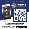 Listen live to today's game against Truro City