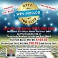 January 200 Club winners announced