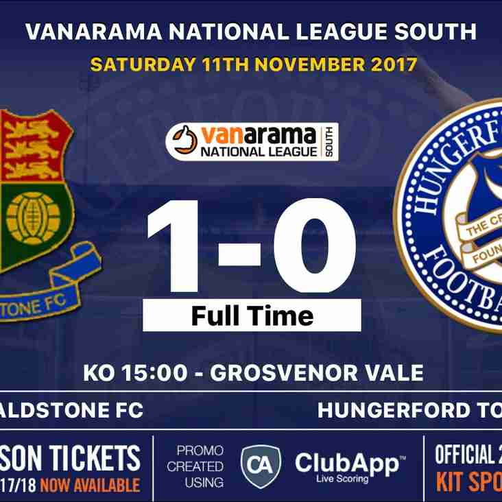 A 92nd minute penalty scored by Eisa snatches 3 points for Wealdstone