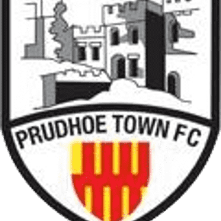 Harton & Westoe CW FC v Prudhoe Town FC