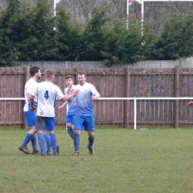 Stokesley SC  3  -  2  Harton & Westoe CW FC