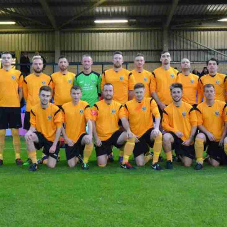 Harton & Westoe FC v Annfield Plain FC