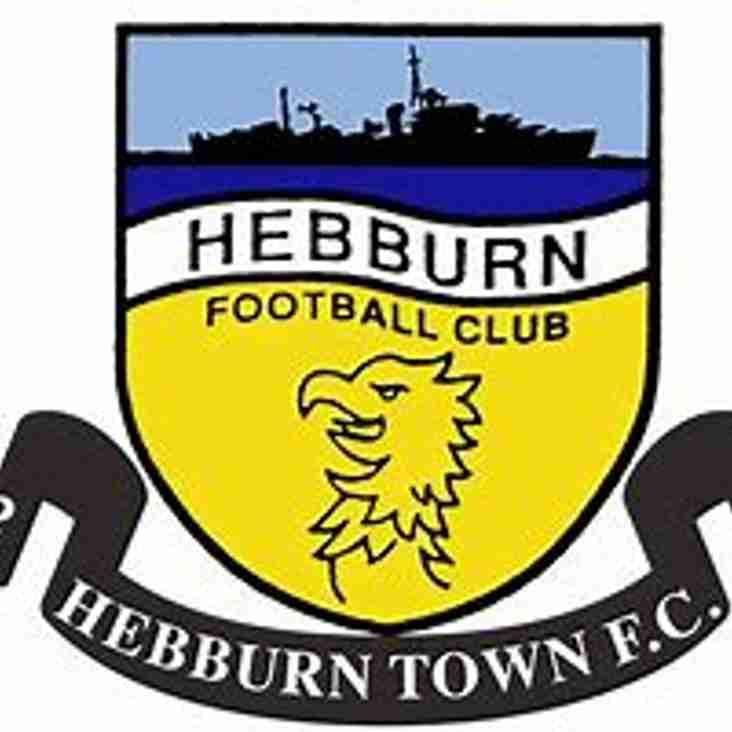 Hebburn Town Reserves v Harton & Westoe FC