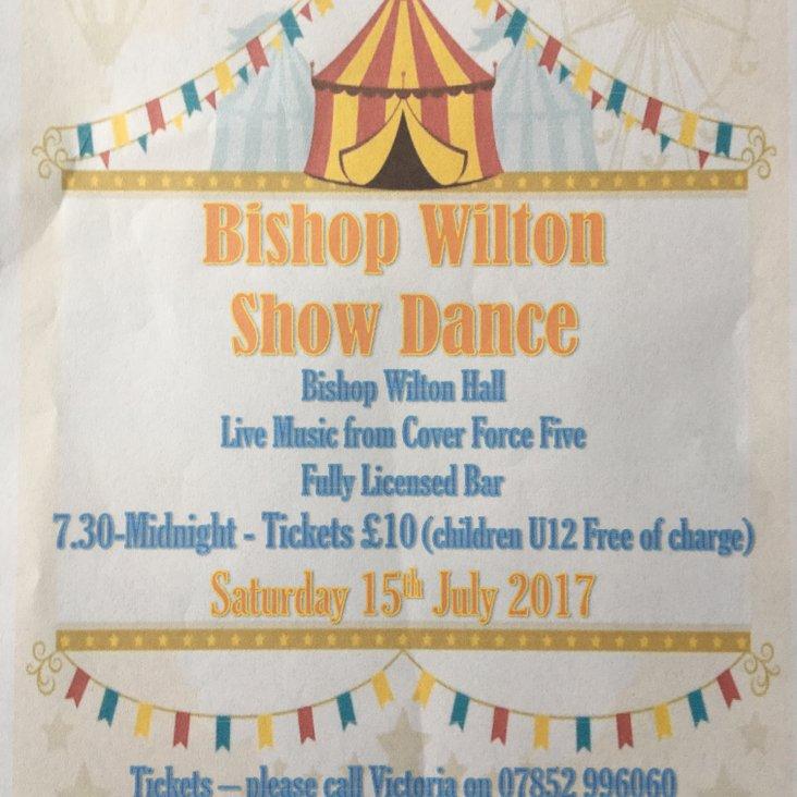 Bishop Wilton Show Dance<