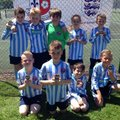 U10 Cannons finish runners up at Bracknell Cavaliers Tournament