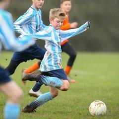 FCB U13 vs Wokingham & Emmbrook