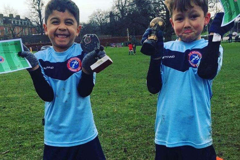 FC Bracknell Soccer School - Term 4 -  Saturday 14th April
