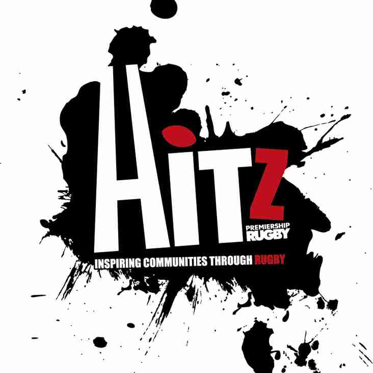 HITZ RUGBY AT TRAFFORD MV LED BY SALE SHARKS