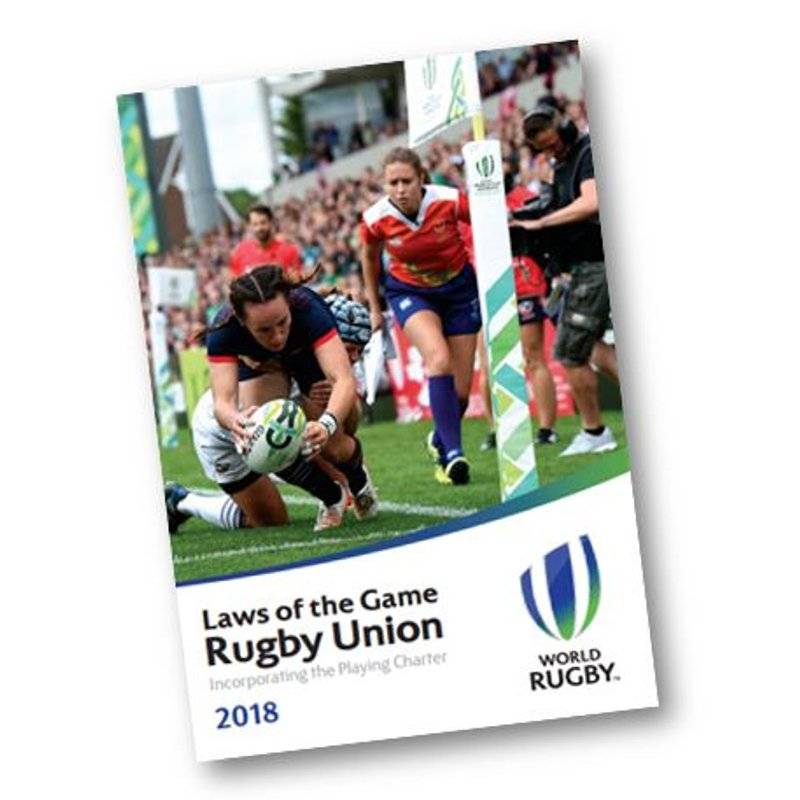 World Rugby Laws of the Game - 2018