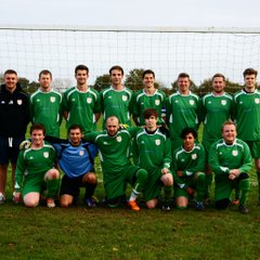 Home V Kelvedon (November)