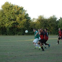 Friendly V Alresford Colne Rangers