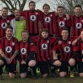 Tiptree Engaine Firsts beat Mersea 1 - 4