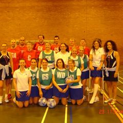 Netball for Alexandra 2005