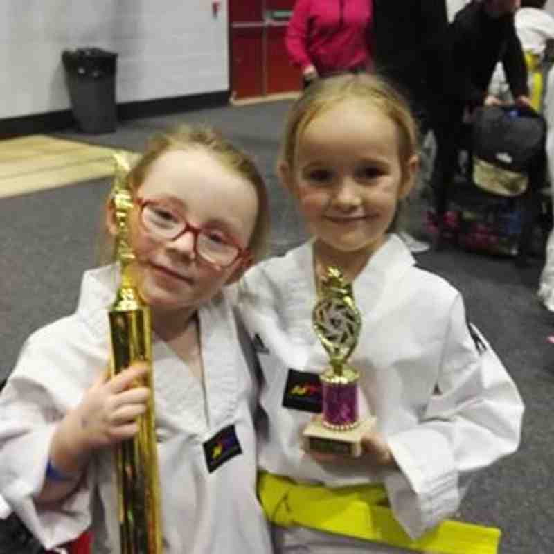 Whiston Taekwondo images