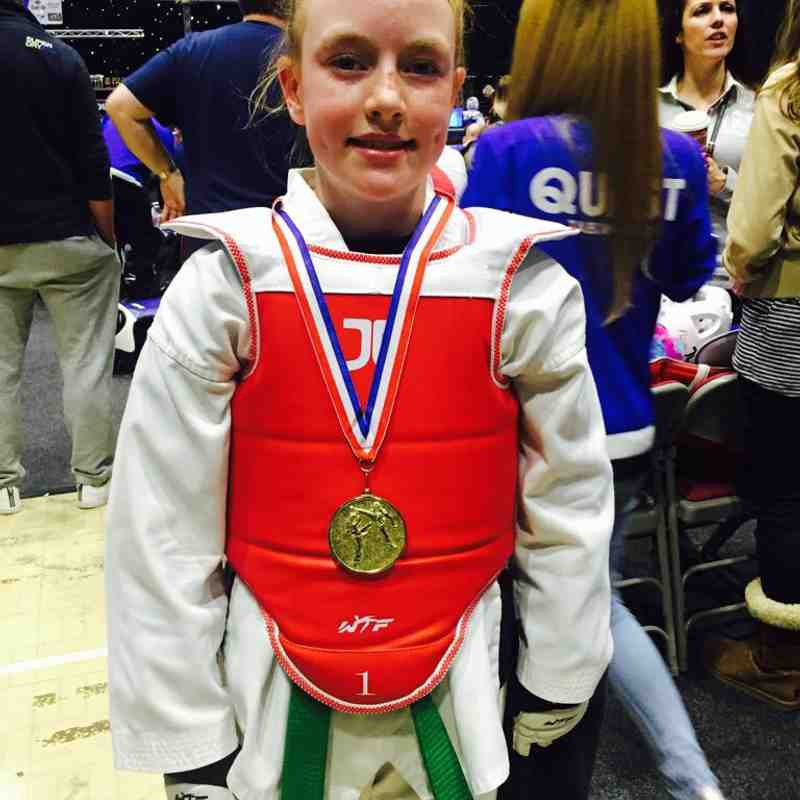 Whiston Taekwondo @ Scorpion 1-2-1