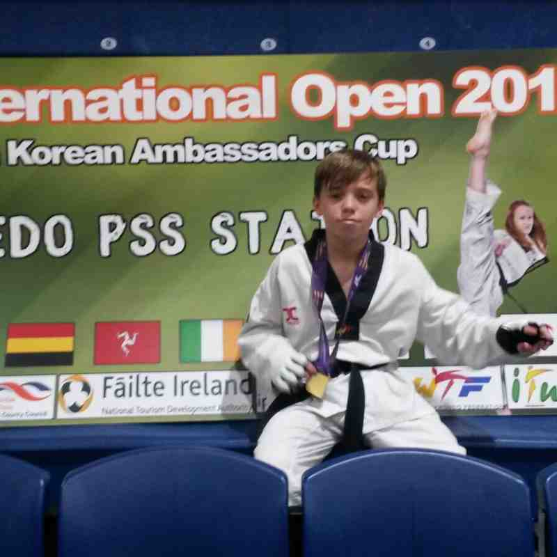 Irish International Open 2016