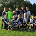 Under 11 White lose to Sherwood Colliery Sun 1 - 4