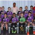 Under 12 Romans beat Bingham Town Royals 2 - 5