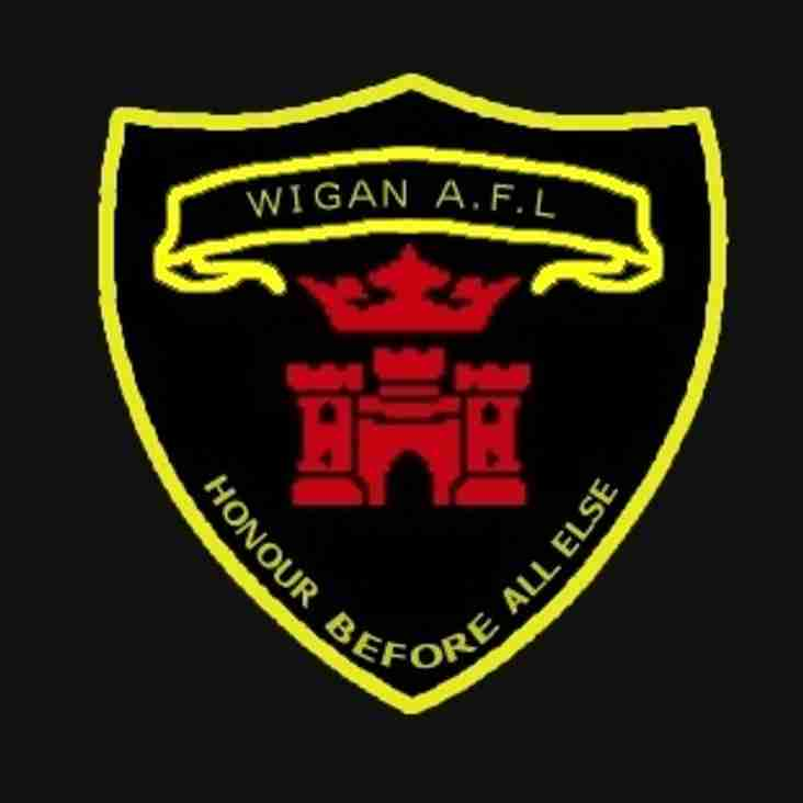 Wigan Amatuer League Report 3rd November 15