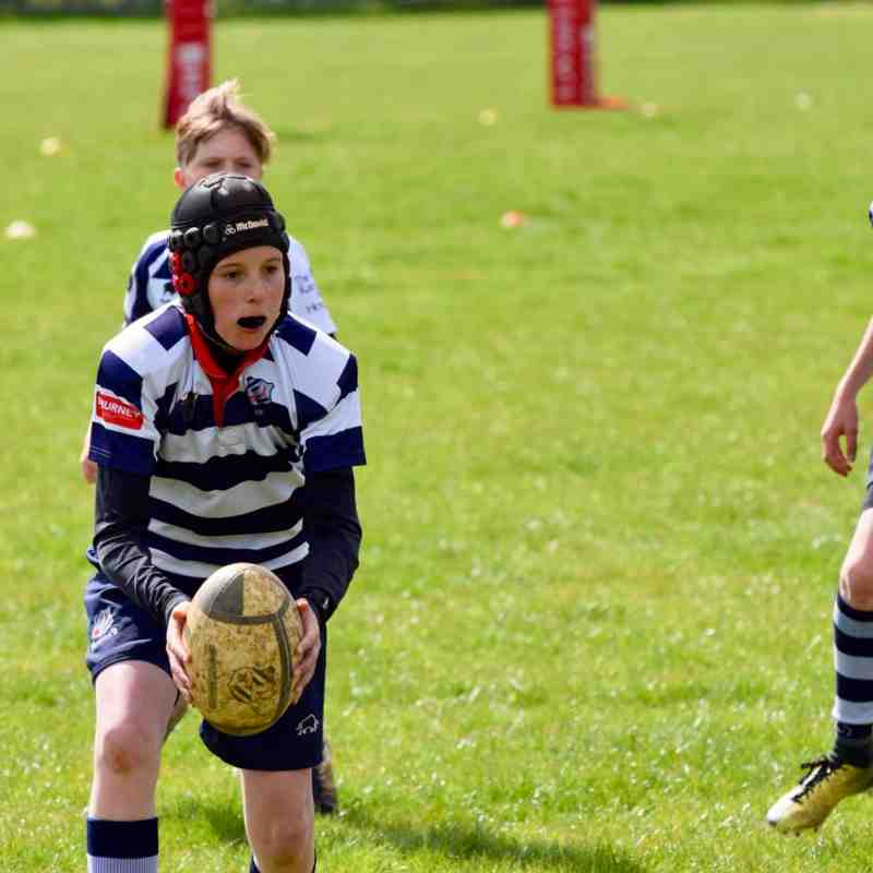 U12s vs Cirencester, 23.04.17