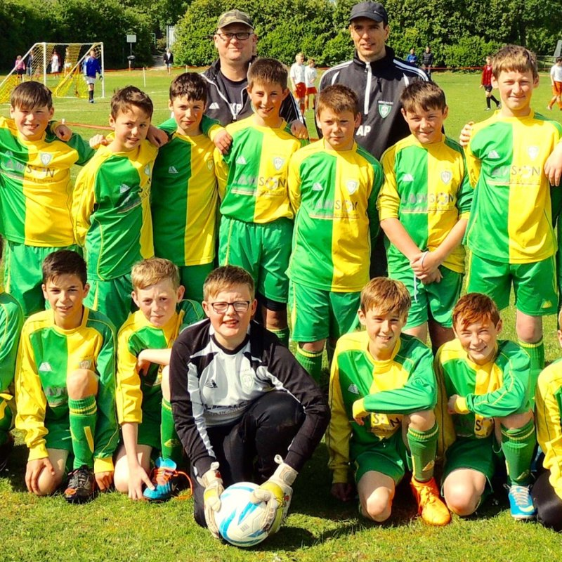 Henllan United  lose to St Asaph 6 - 2