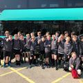 Isle of Wight tour vs. Chinnor U12s