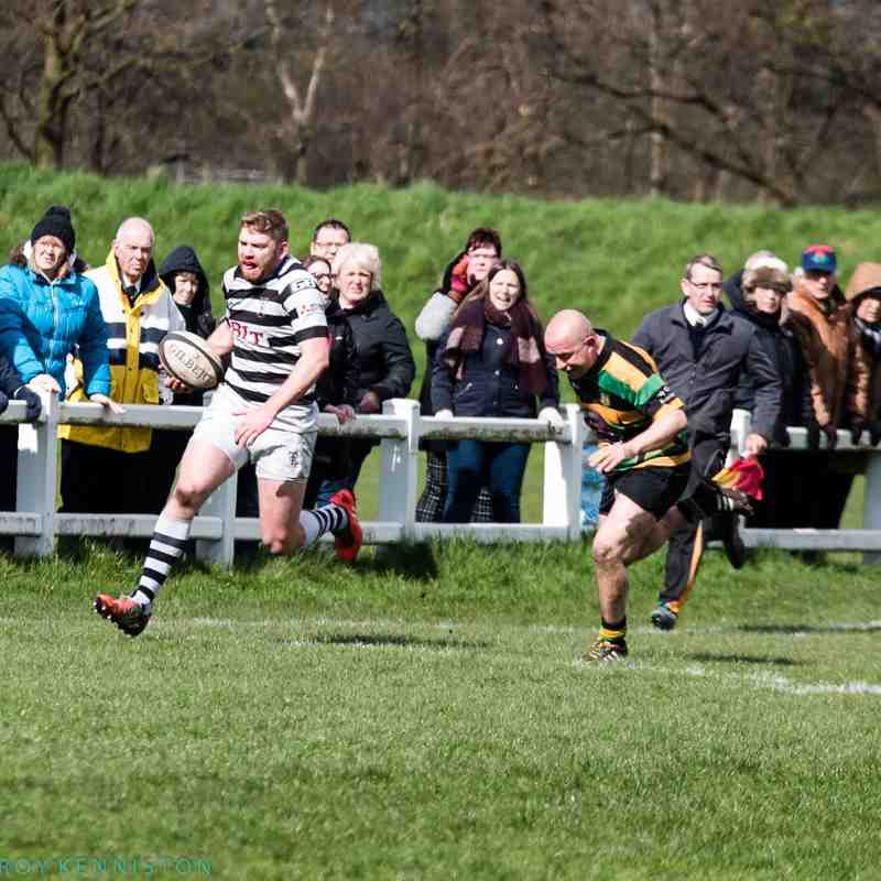 Trafford MV vs Littleborough