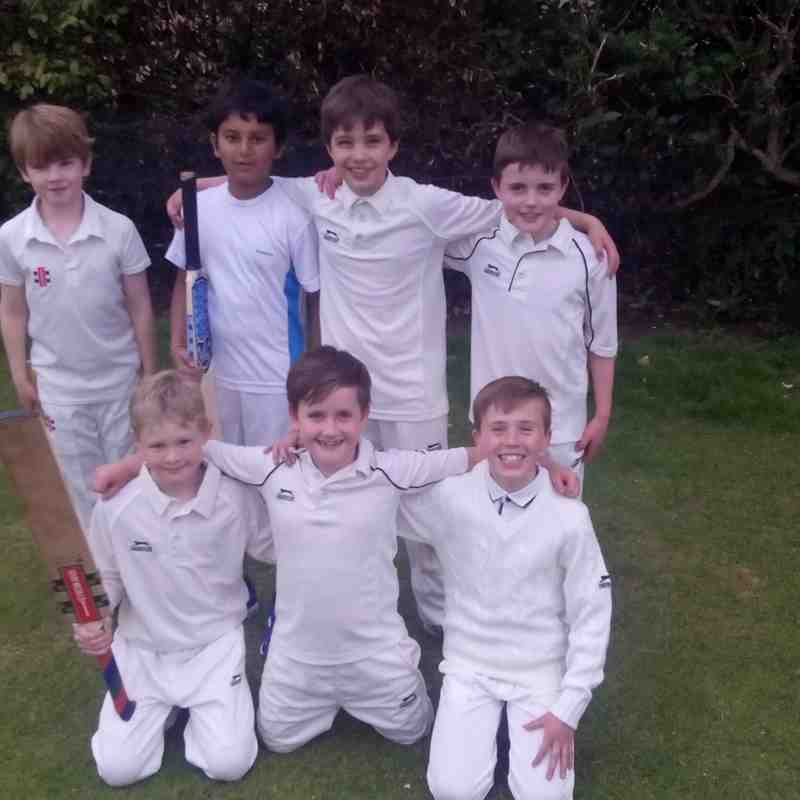 MV U9's CRICKET