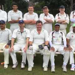 Cheshire Alliance 40 over Cup Final