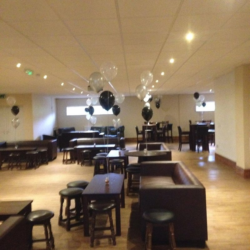 CLUB ROOM FOR HIRE