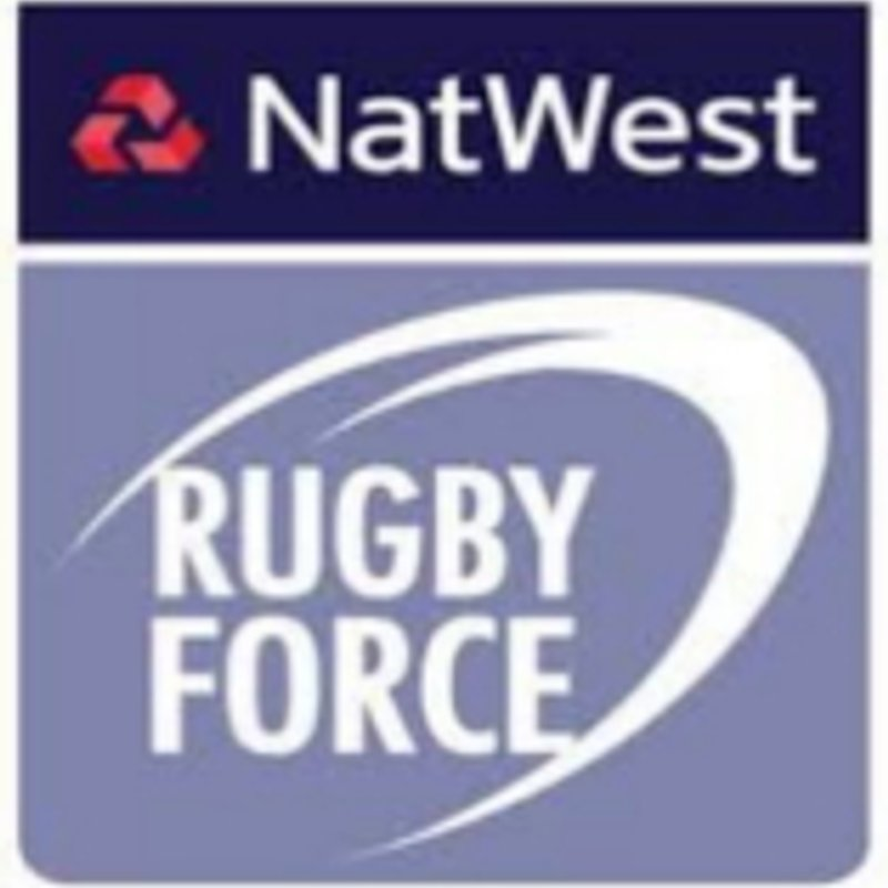 NATWEST RUGBY FORCE - WORK PARTY - JUNE 24TH