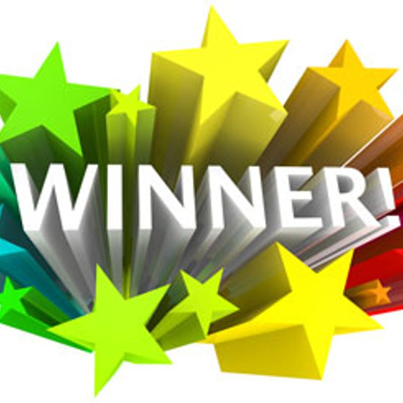 THE DRAW WINNERS FOR JUNE ARE........................
