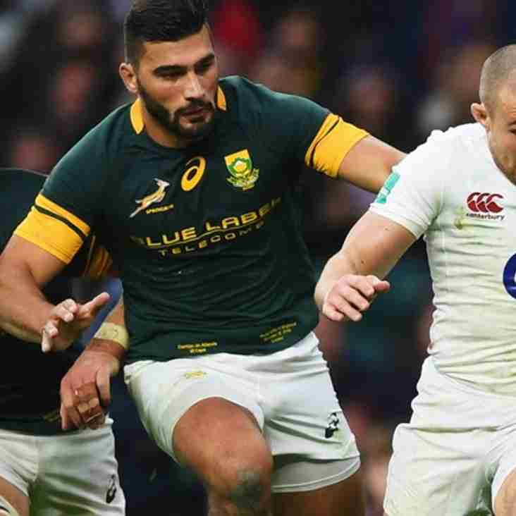 SOUTH AFRICA vs ENGLAND 2nd TEST - SAT JUNE 16TH 4.00PM
